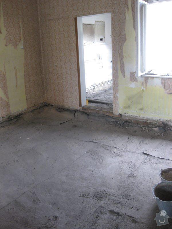 Podkladni beton - rekonstrukce dvou mistnosti prizemi 27m2: IMG_5353