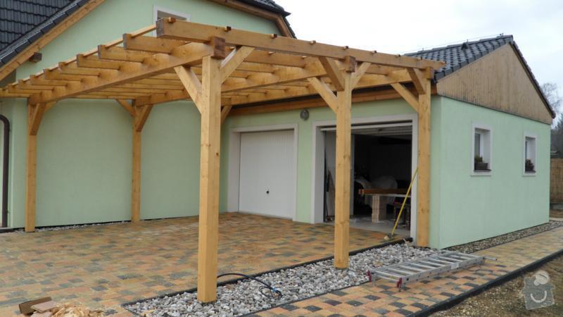 Pergola- garážové stání: SAM_2435_800x450
