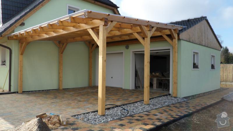 Pergola- garážové stání: SAM_2446_800x450