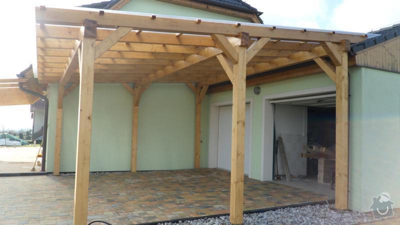 Pergola- garážové stání: SAM_2447_800x450