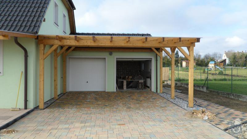 Pergola- garážové stání: SAM_2453_800x450