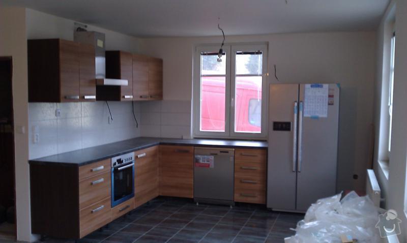 Kuchyňská linka na míru: IMAG0103