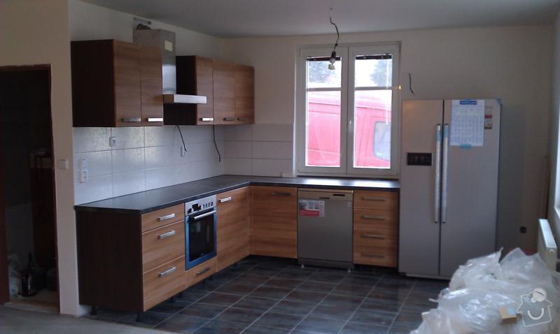 Kuchyňská linka na míru: IMAG0104