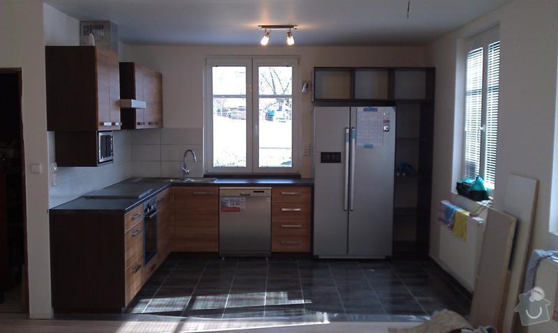 Kuchyňská linka na míru: IMAG0108