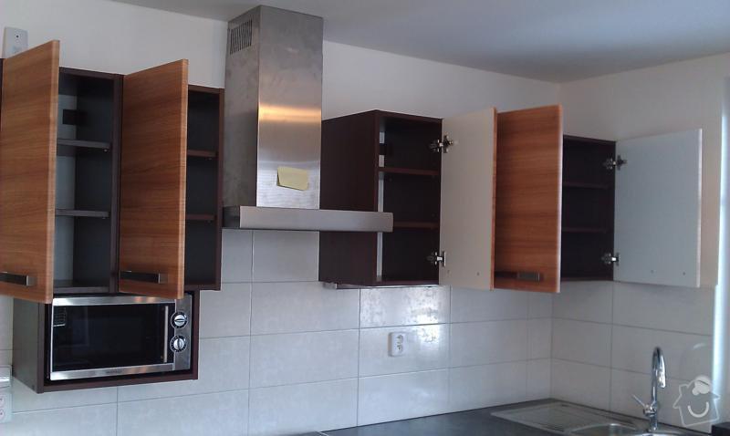 Kuchyňská linka na míru: IMAG0113