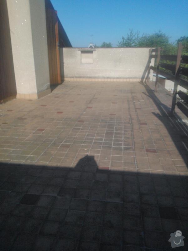 Dláždění terasy 25m2: WP_000134