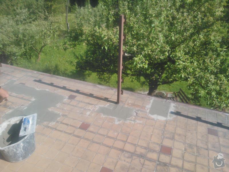 Dláždění terasy 25m2: WP_000138