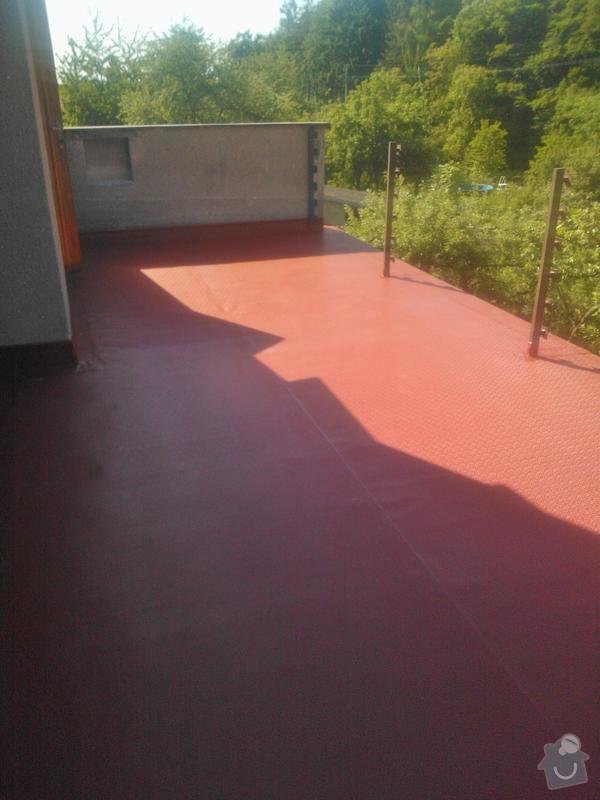 Dláždění terasy 25m2: WP_000141