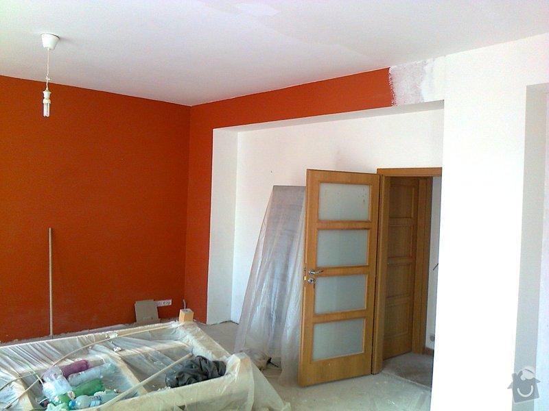 Malování a stěrkové omítky: Fotografie0000