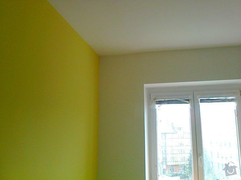 Malování a stěrkové omítky: Fotografie0009