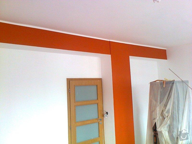 Malování a stěrkové omítky: Fotografie0015