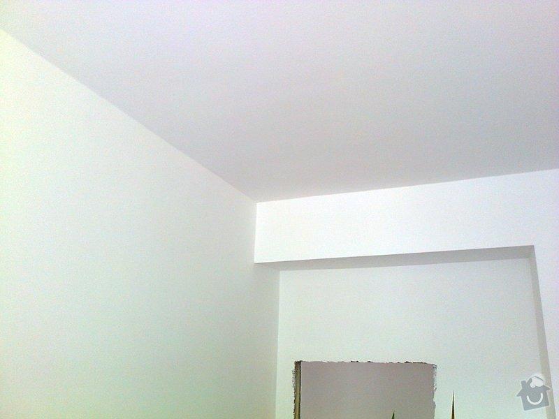 Malování a stěrkové omítky: Fotografie0010