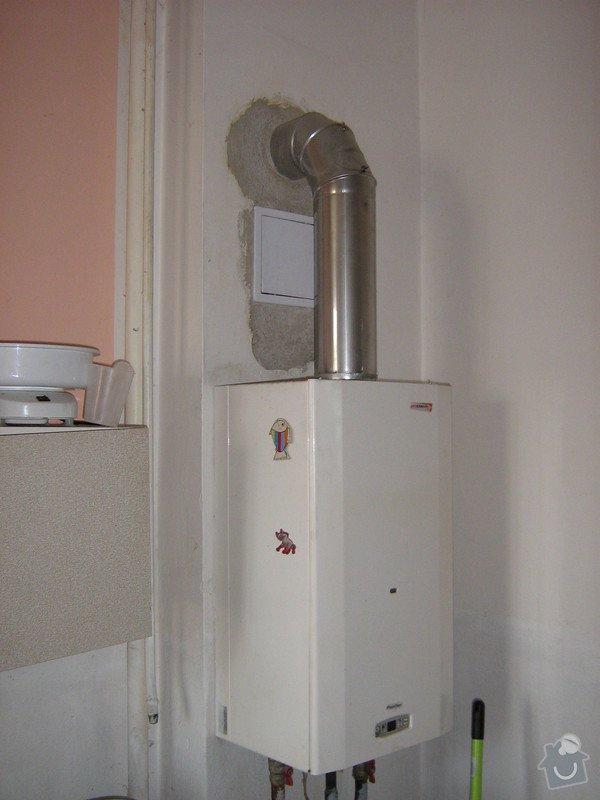 Vložkování pro plynový kotel: IMG_5034