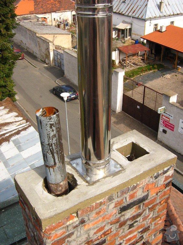 Vložkování pro plynový kotel: IMG_5037