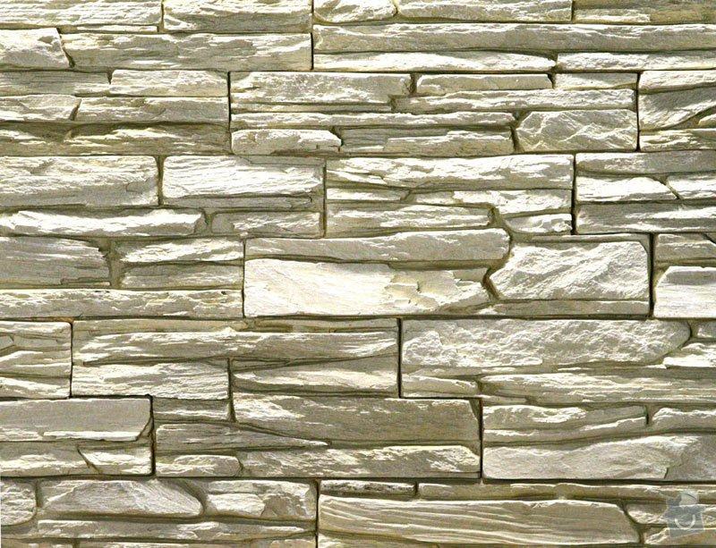Obklad interiéru z umělého kamene: 2