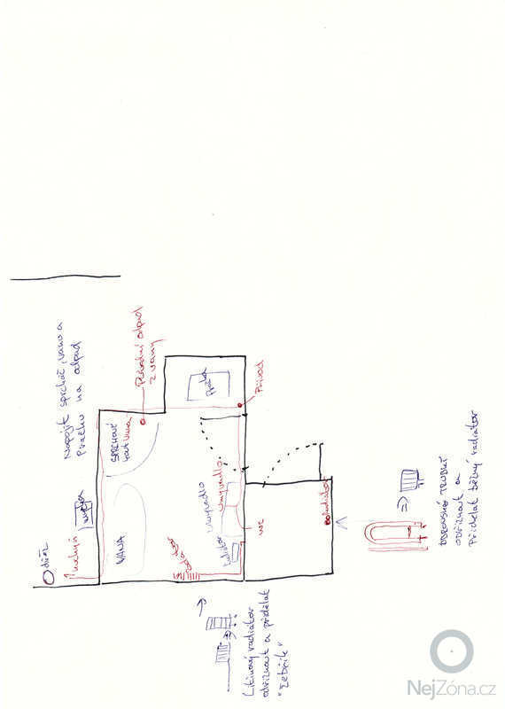 Výměna vodovodních trubek a odpadu: 153212