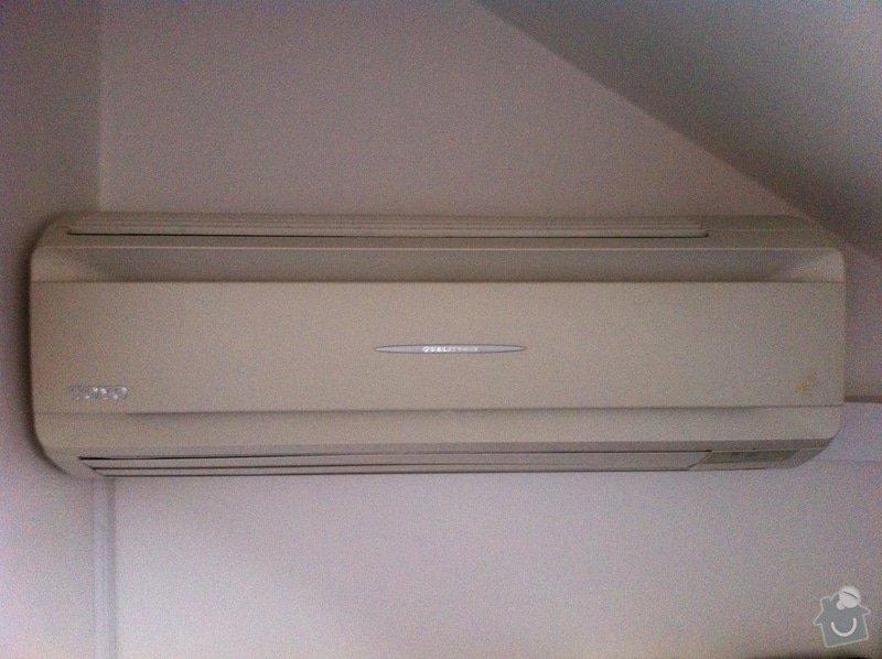 Servis bytové klimatizace (1 jednotka): IMG_0415
