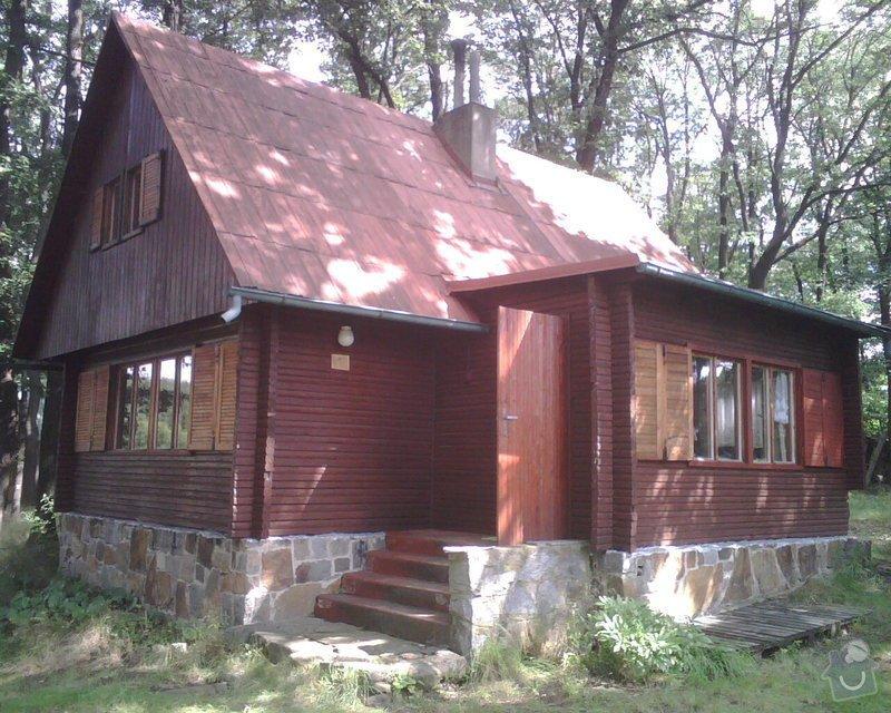 Nater strechy, okapu a sten chaty: IMG00032
