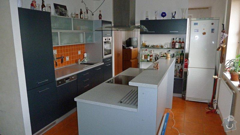 Dokončení rekonstrukce bytové jednotky: 01