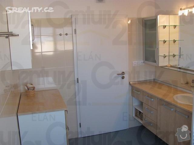 Rekonstrukce koupelny - kalkulace prací: 4f5dcb3644afd1a904660000