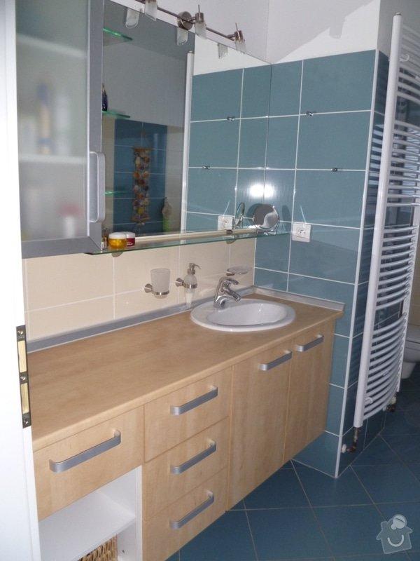 Rekonstrukce koupelny - kalkulace prací: P1020445