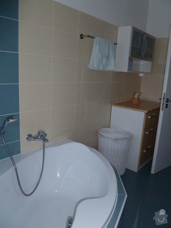 Rekonstrukce koupelny - kalkulace prací: P1020446
