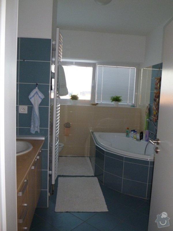 Rekonstrukce koupelny - kalkulace prací: P1020484