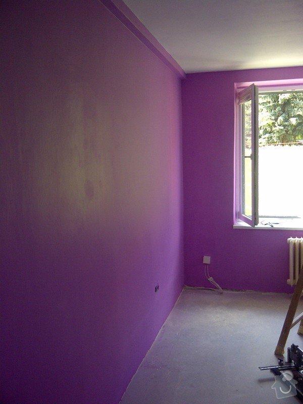 Malování, pokládka plovoucí podlahy, výroba nábytku: IMG-20120510-01194