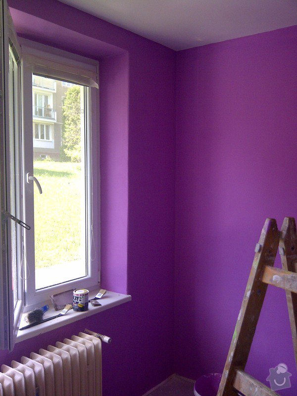 Malování, pokládka plovoucí podlahy, výroba nábytku: IMG-20120510-01195