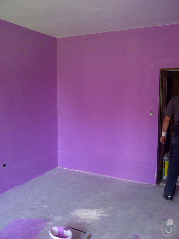 Malování, pokládka plovoucí podlahy, výroba nábytku: IMG-20120510-01196