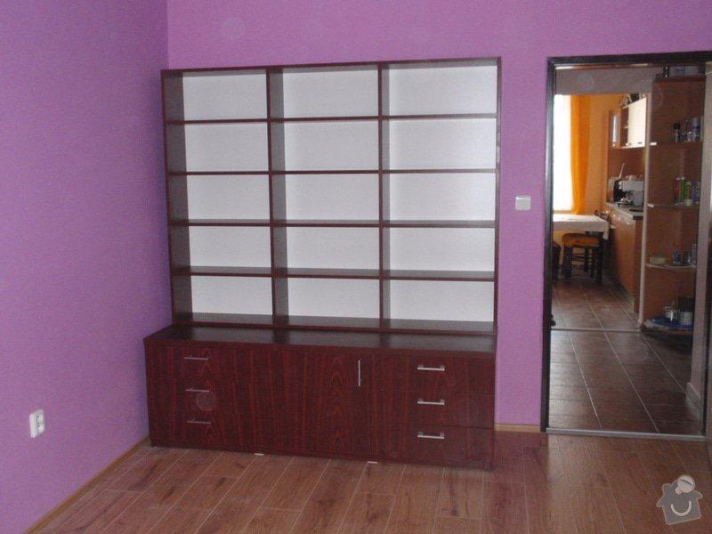 Malování, pokládka plovoucí podlahy, výroba nábytku: P5212293