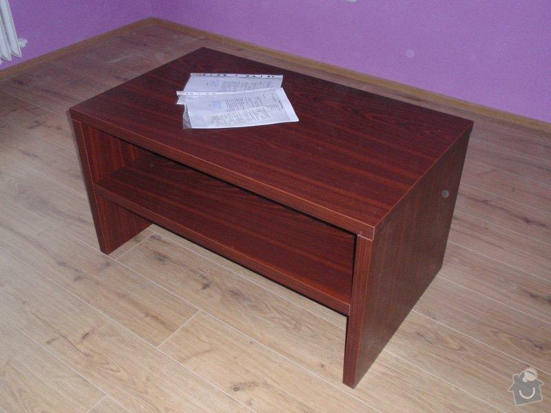 Malování, pokládka plovoucí podlahy, výroba nábytku: P5212297