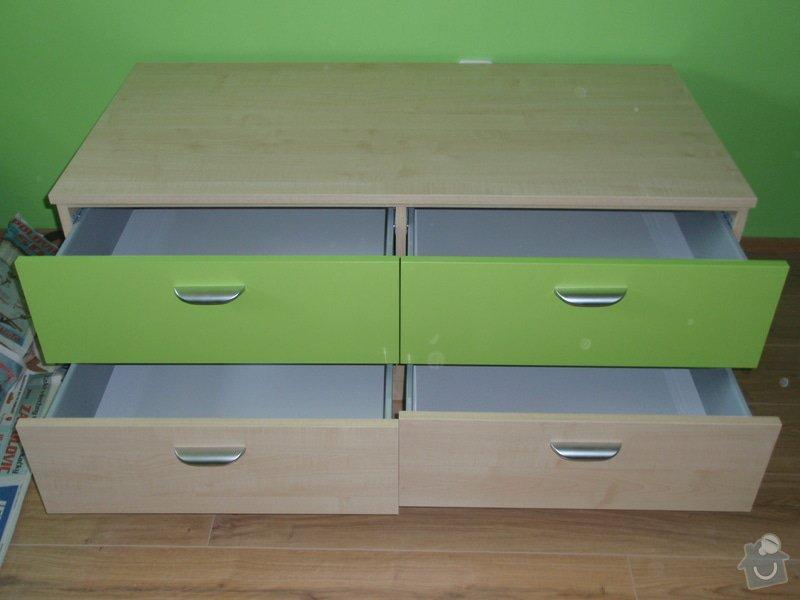 Malování, pokládka plovoucí podlahy, výroba nábytku: P5212305