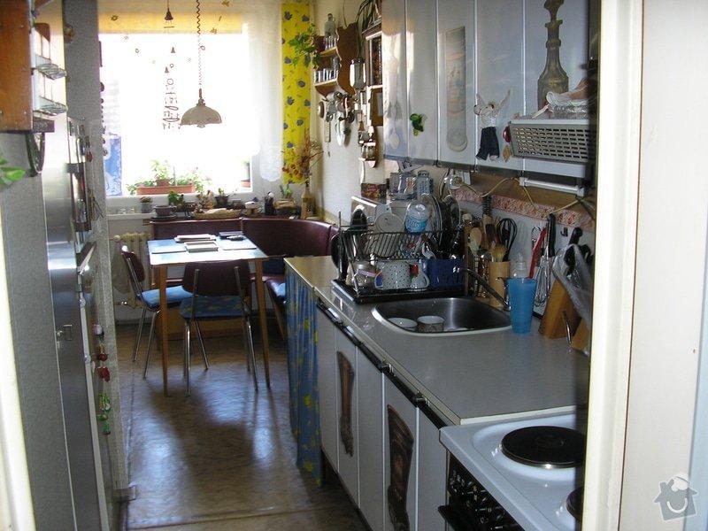Rekonstrukce kuchyně: P5230893