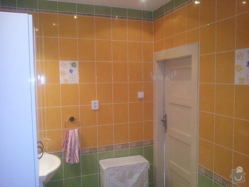Rekonstrukce koupelny: 20120522_142114