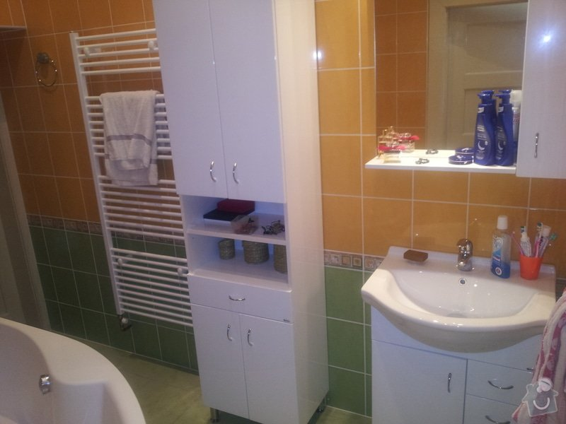 Rekonstrukce koupelny: 20120522_142200