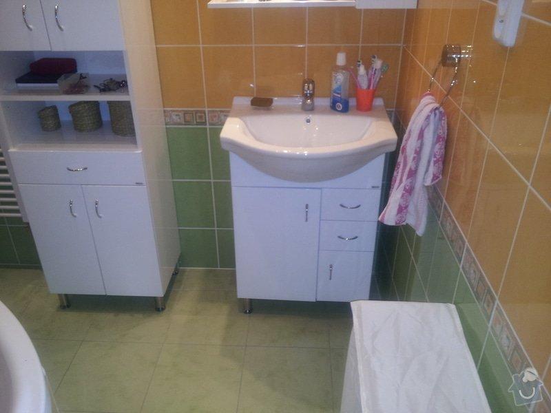 Rekonstrukce koupelny: 20120522_142212