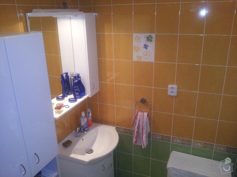 Rekonstrukce koupelny: 20120522_142258
