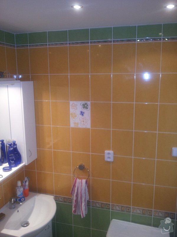 Rekonstrukce koupelny: 20120522_142310