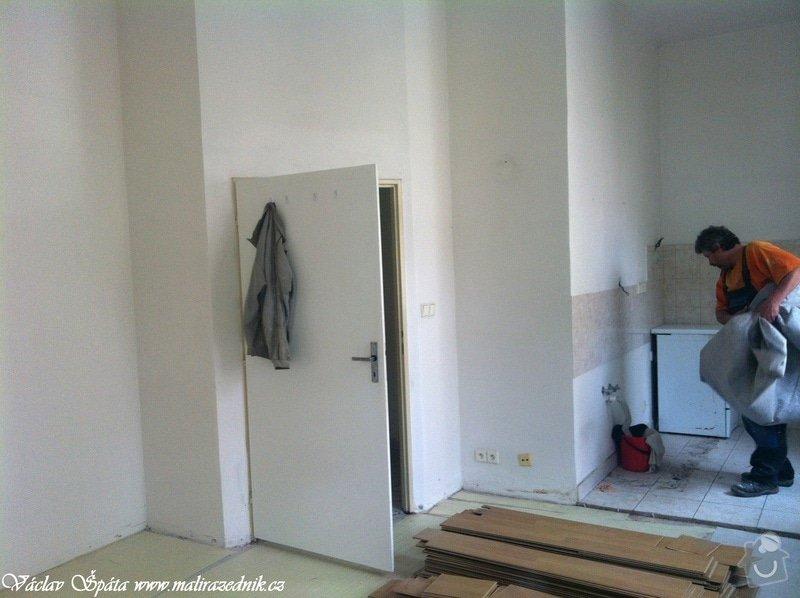 Rekonstrukce bytu: 1