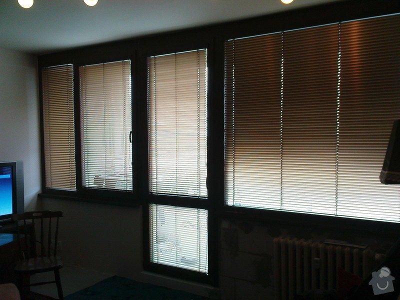 Dodávka a montáž plastových oken a balkonových dveří: balkon_Bohnice
