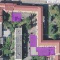 Sekani travy na pozemku cca 1300 m2 zatravnena plocha