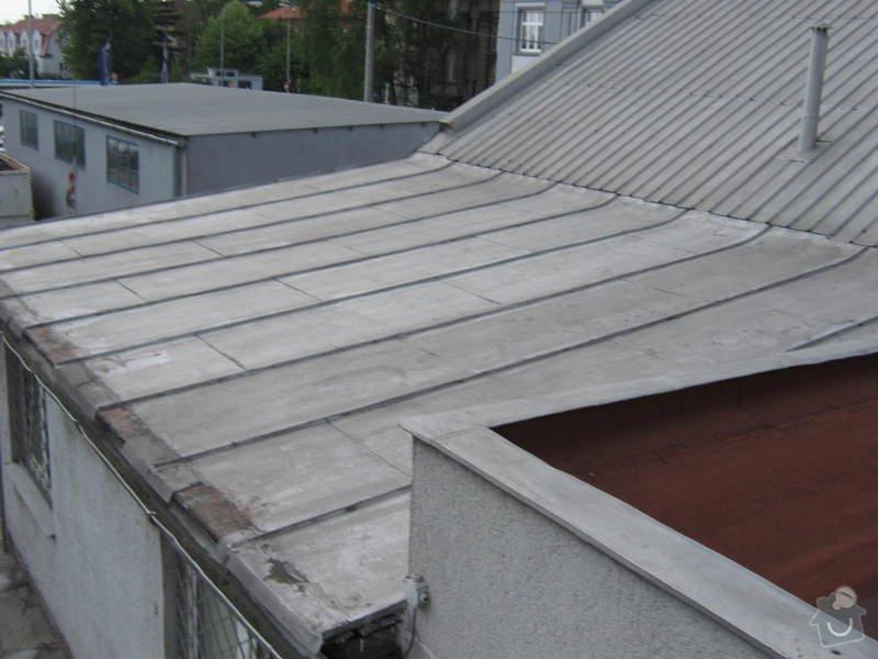 Oprava střechy: IMG_1449