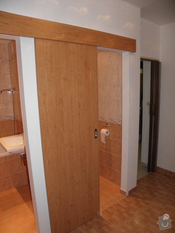 Rekonstrukce 2 koupelen: P5230613