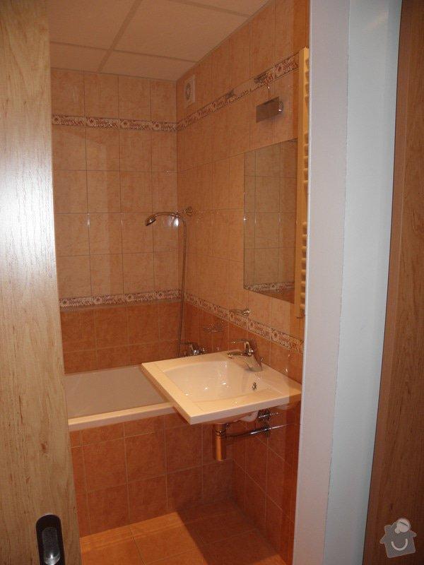 Rekonstrukce 2 koupelen: P5230614