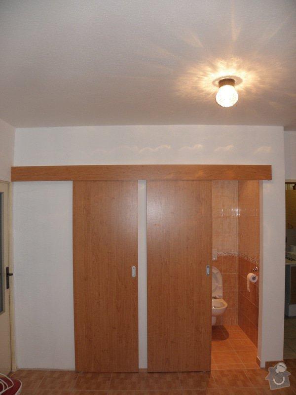 Rekonstrukce 2 koupelen: P5230622