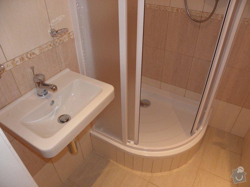 Rekonstrukce 2 koupelen: P5230629