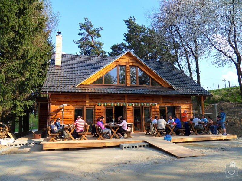 Projekt restaurace pro stavební povolení, vyřízení stavebního povolení: POMERANCH_zkus._provoz_23.4._022