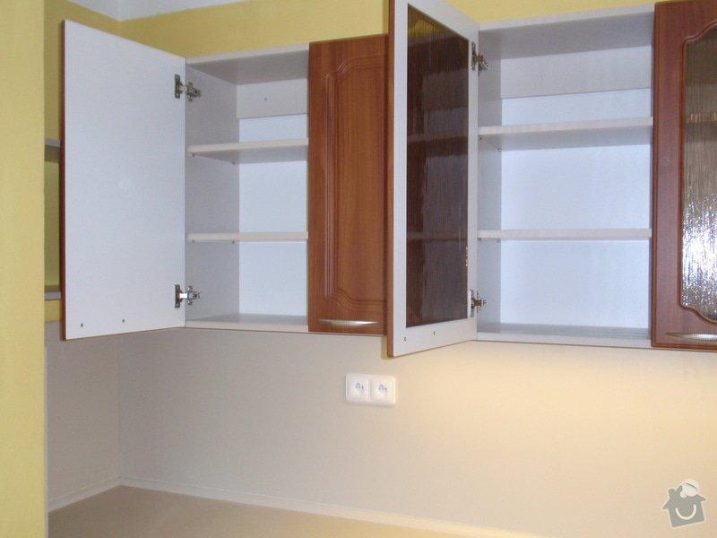 Výroba a montáž kuchyňské linky (41108): P5232313