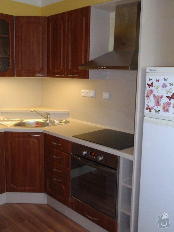 Výroba a montáž kuchyňské linky (41108): P5232318